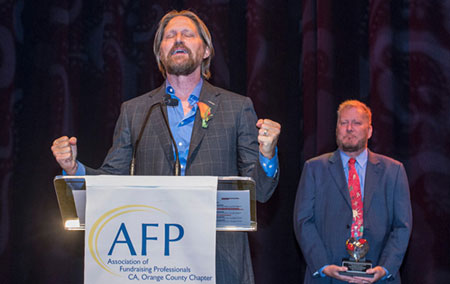 Givers get heartfelt 'thank you' for their generosity at National Philanthropy Day Orange County awards