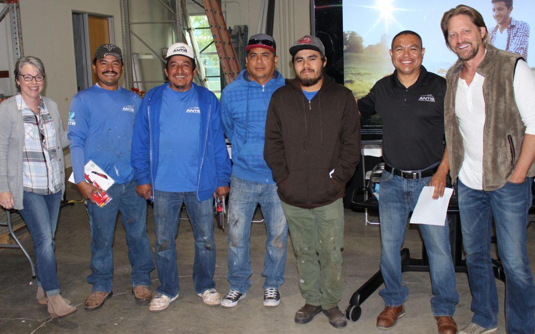 Ivan Vargas, Roofing Technician