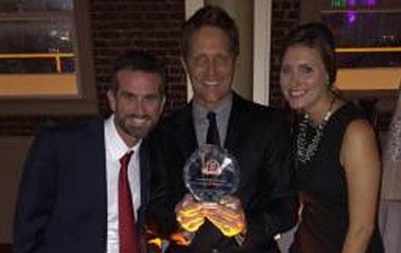 Antis Receives Action Property Management Community Service Award