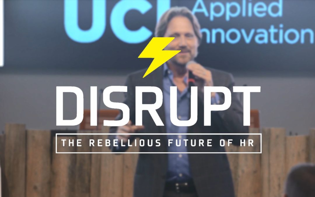 Superheroes Changing the World – DisruptHR Talks