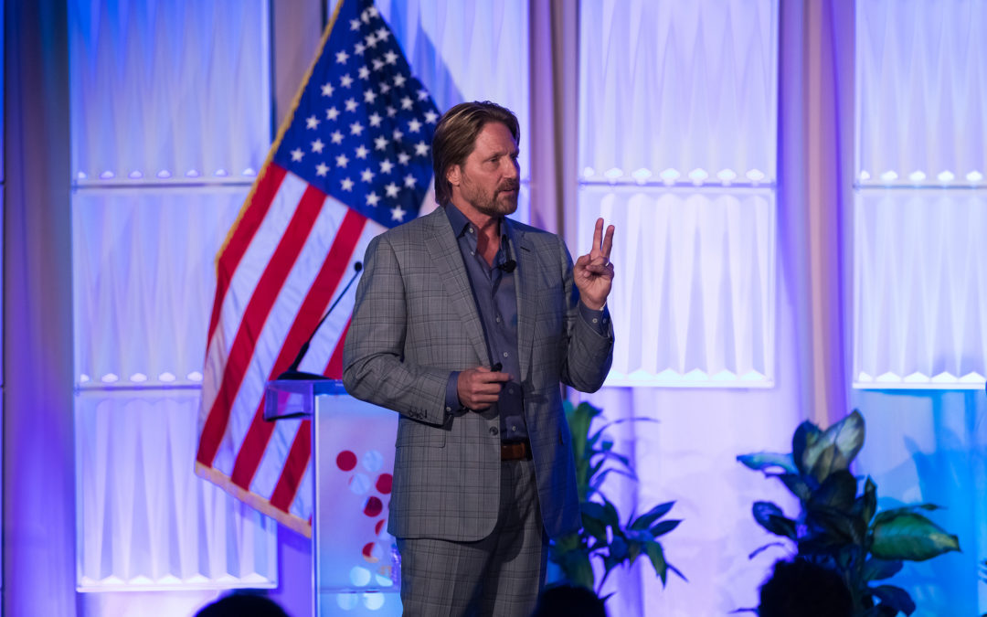 Charles Antis Delivers Powerful Message on Corporate Social Responsibility