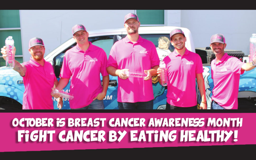 Fight Cancer by Eating Healthy, Join us for a Special Event!