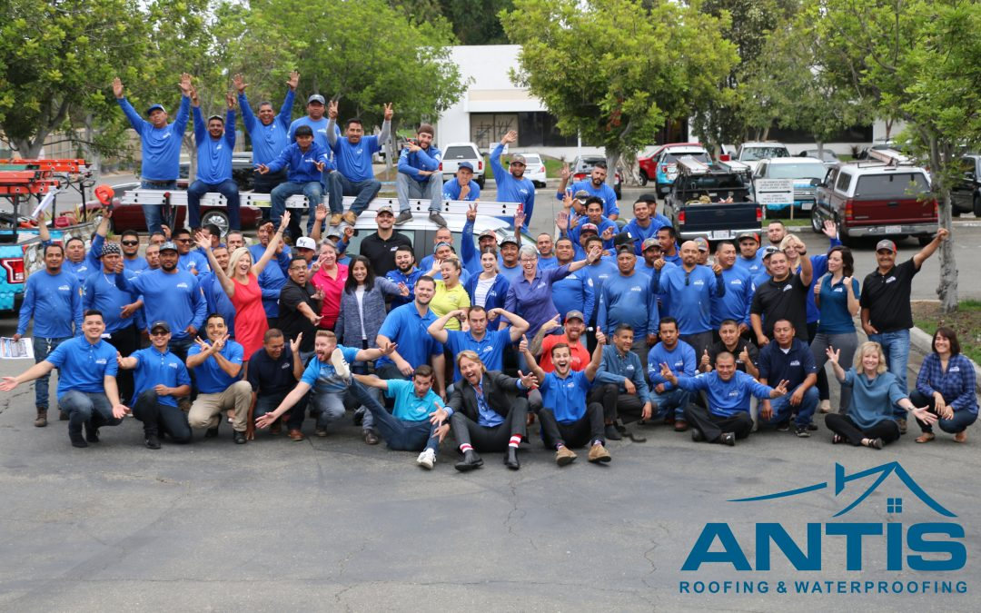 """Antis Roofing's """"Contractor Profile"""" in Roofing Contractor Magazine"""