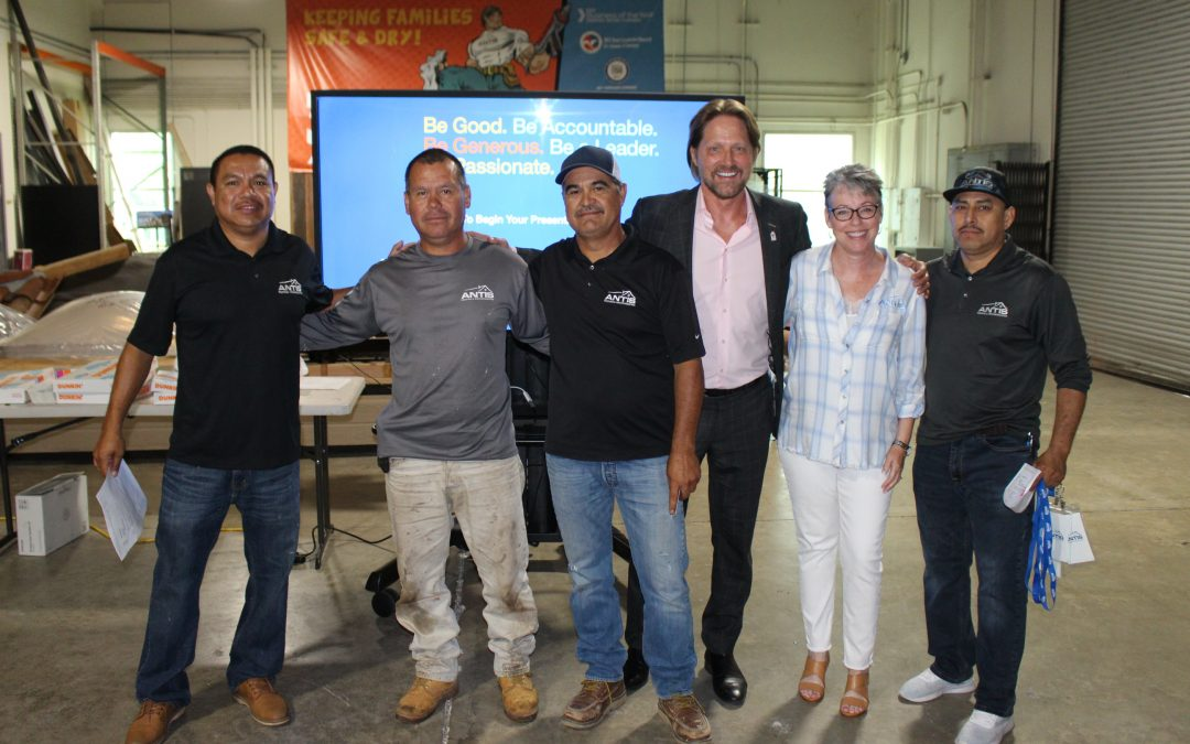 Carmelo Quintana & Jesus Zermeno – Roofing Technicians