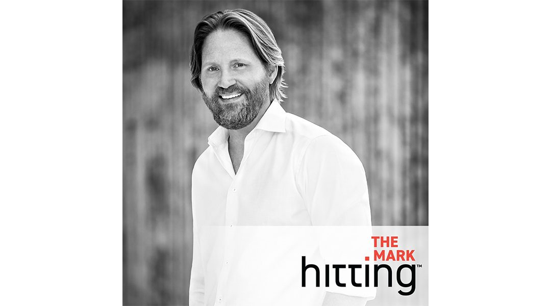 """Charles Antis on """"Hitting the Mark"""" Podcast with Fabian Geyrhalter"""