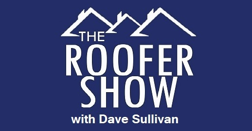 Charles Antis on Ep. 128 of The Roofer Show with Dave Sullivan