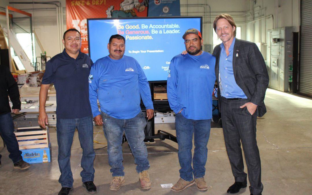 Alejandro Rosales & Luis Martinez Villalta – Roofing Technician