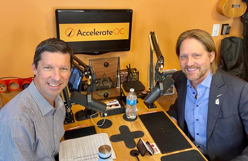 Charles Antis on Carey Ransom's Accelerate OC Podcast