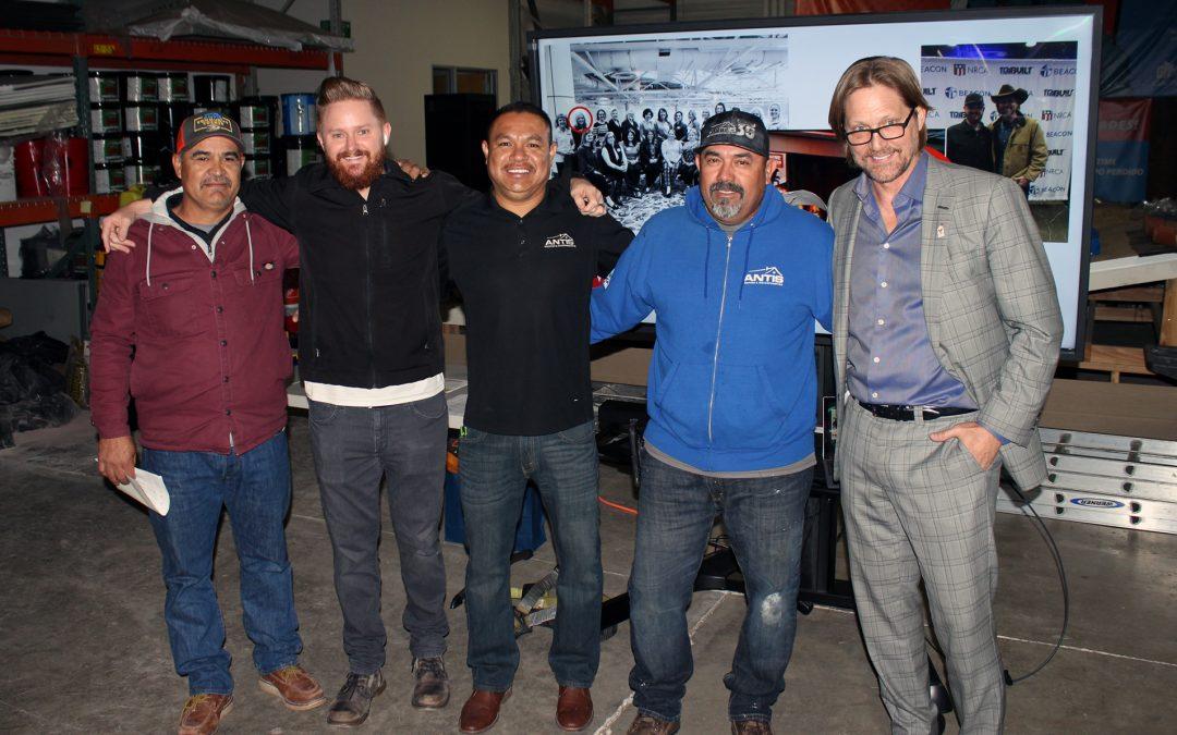 Jose Gonzalez – Roofing Technician Employee of the Month