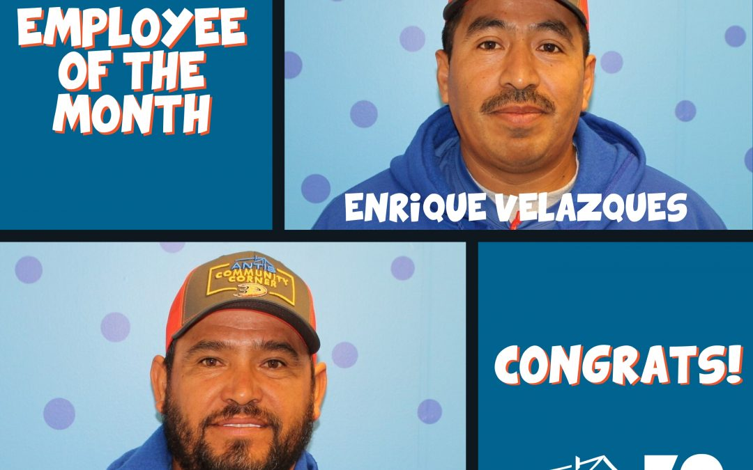 Enrique Velazques & Daniel Zermeno – Roofing Technician