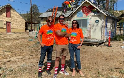 Why Are You Here? – Camp Ronald McDonald for Good Times by Piers Dormeyer