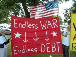 Endless War and Endless Debt