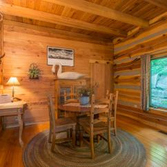 Loft Charcoal Sofa Bed How To Clean Linen Cotton Absolute Solitude Log Cabin Near Nashville Indiana In ...