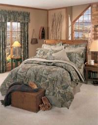 Realtree Advantage Camo Comforter Sets | Cabin and Lodge ...