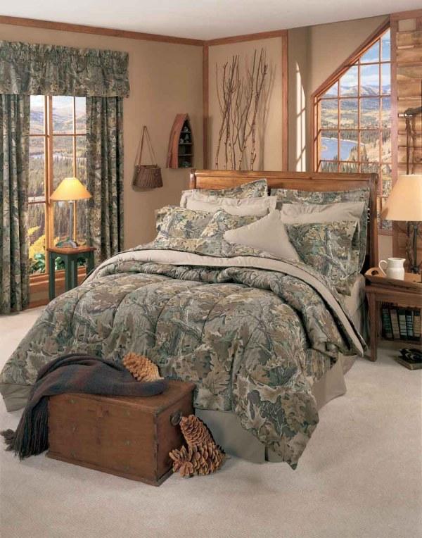 Realtree Advantage Camo Comforter Sets Cabin And Lodge