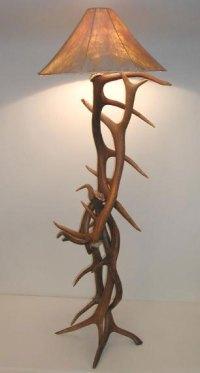 Antler Floor Lamps | Antler Shed, Inc.