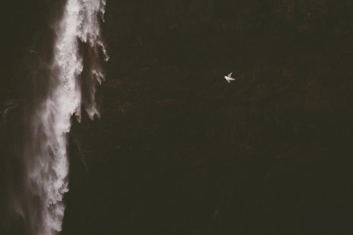 Fotografera vattenfall