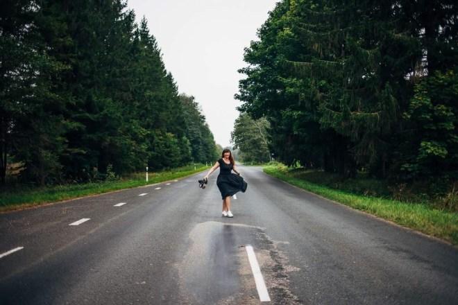 Mot nya roadtripäventyr i norra Lettland