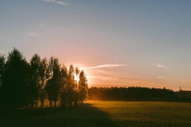 Vykort från Lantus country house – Lettland