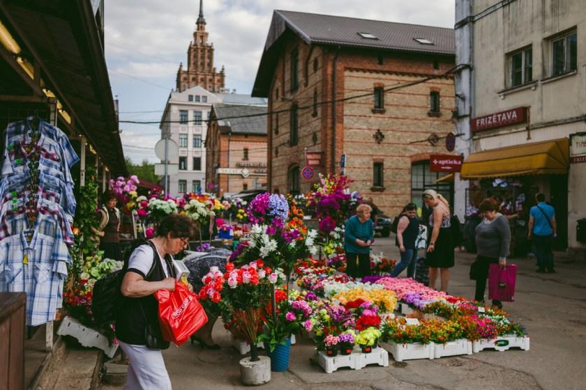 Snaps from Riga