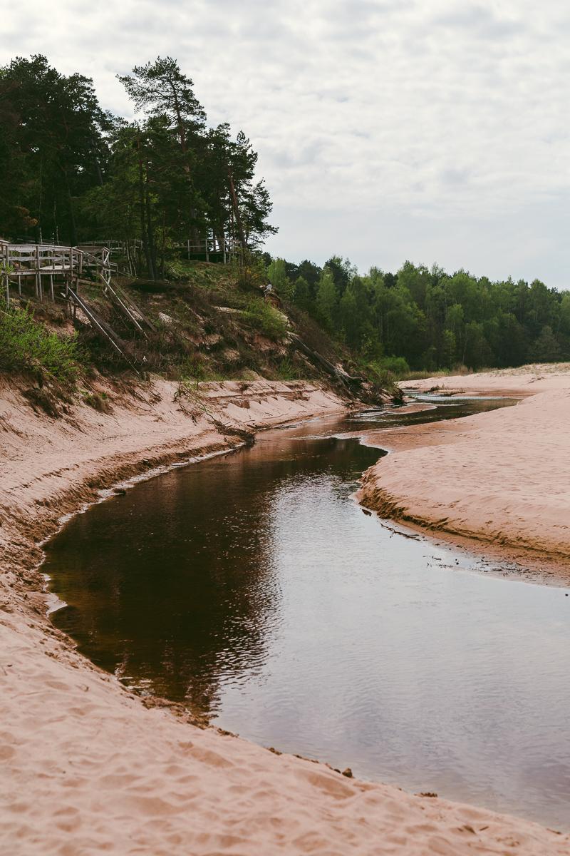 11 underbara roadtrip äventyr i norra Lettland