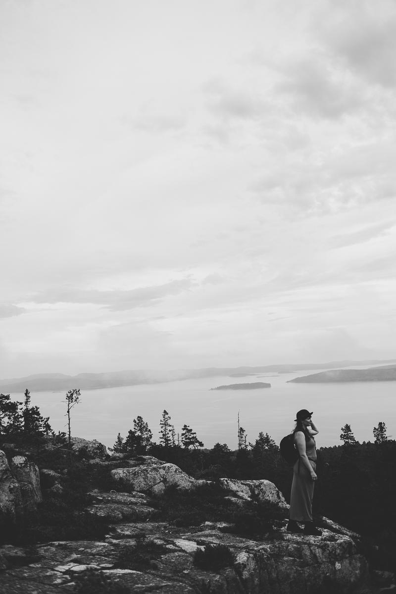 slåttdalsberget höga kusten