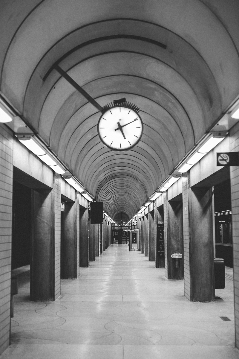 södra station