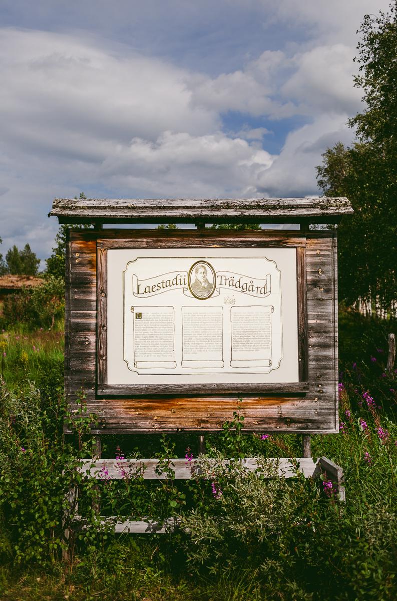 karesuando botaniska trädgård norrbotten