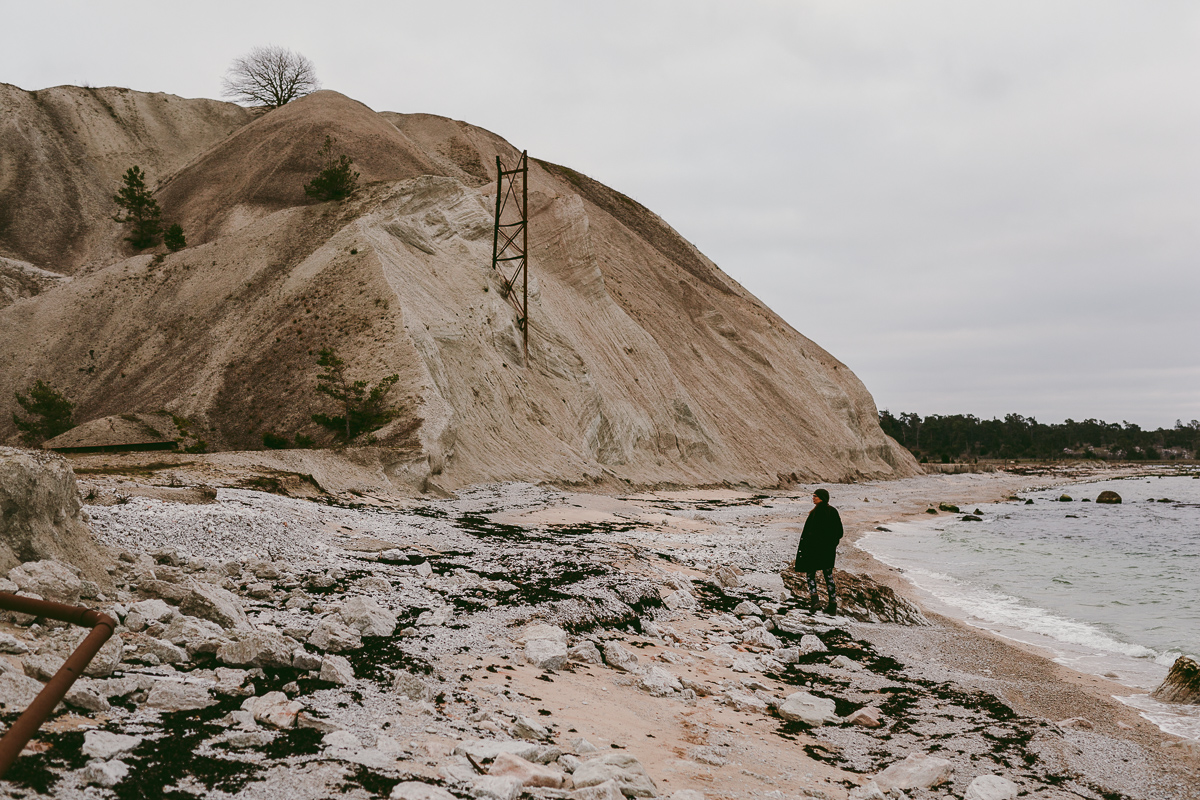 norra gotland strand furillen
