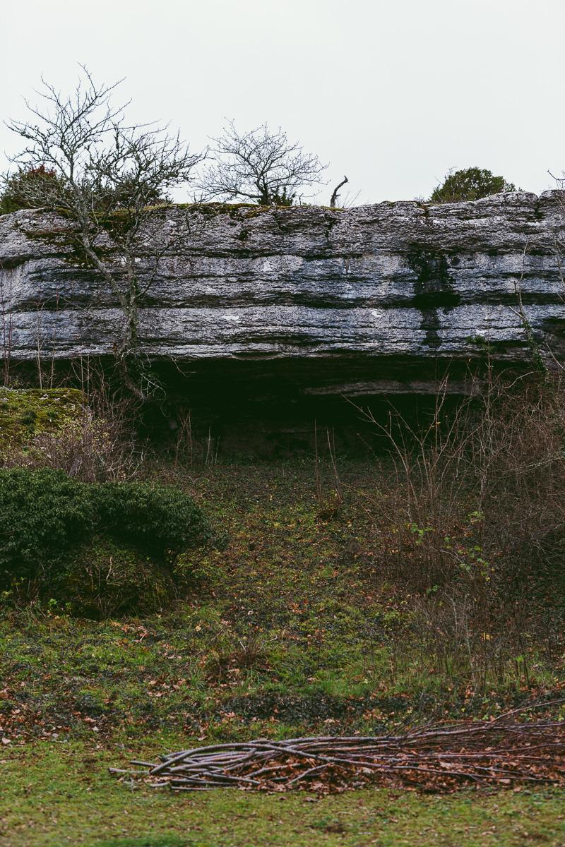 norra gotland klint