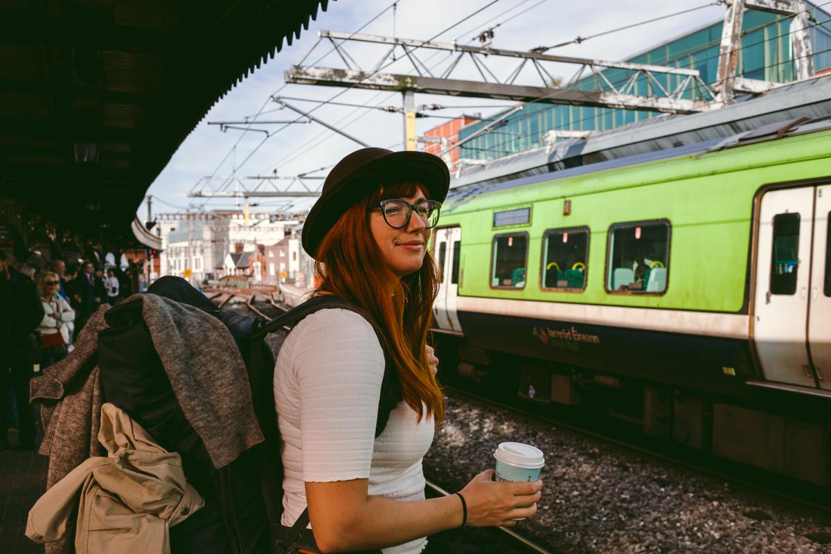 åka tåg dublin till wicklow