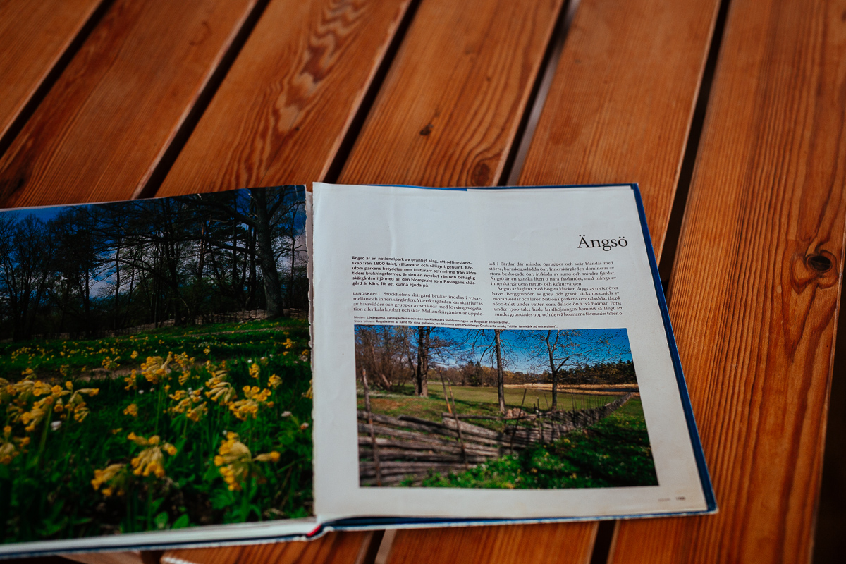 Nationalparker i Sverige bok