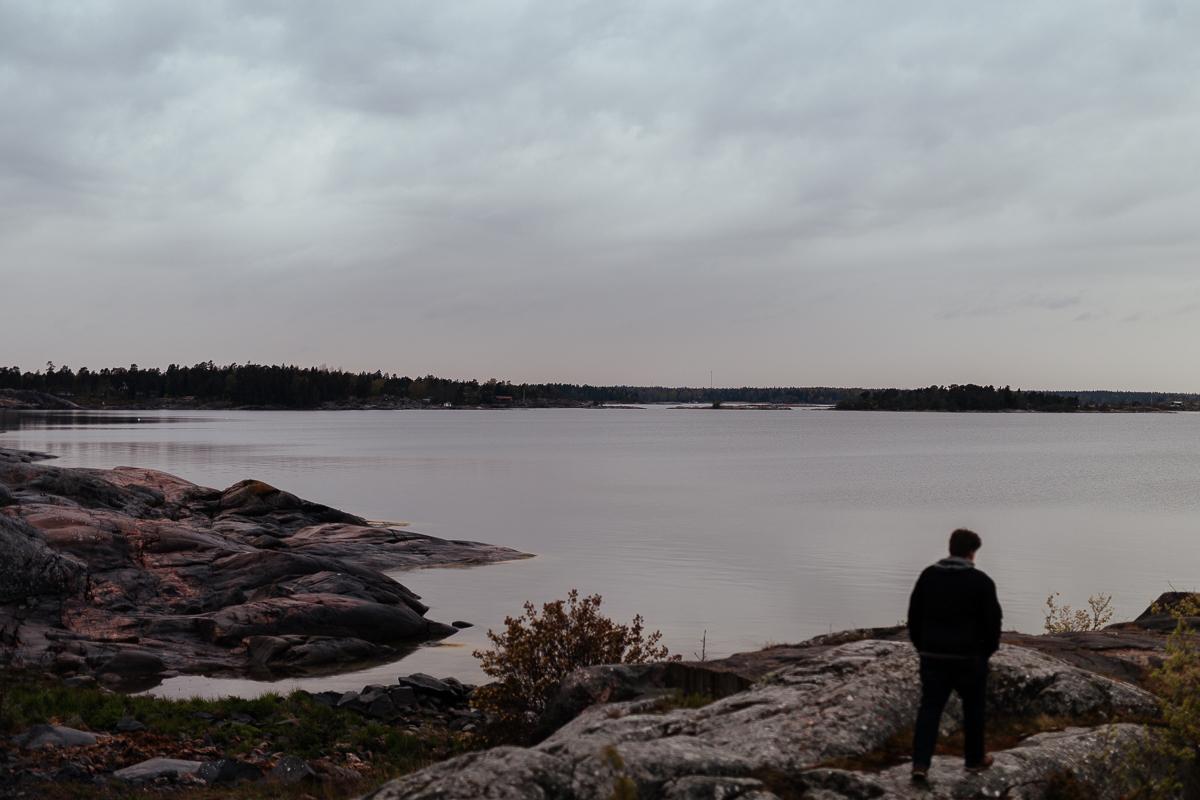 Fotografera solnedgång Öregrund