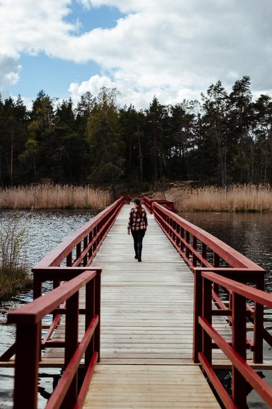 Katarina Wohlfart Tallparken Öregrund