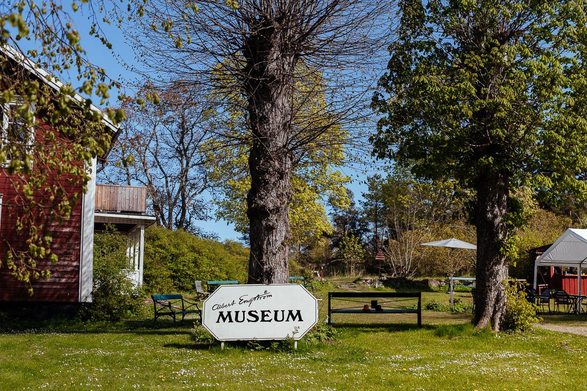 albert engström museum och atelje grisslehamn