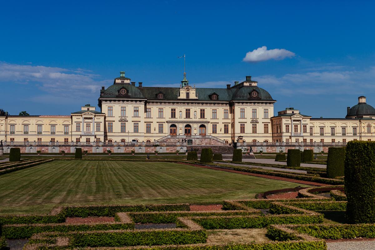 drottningholm slott mälaröarna