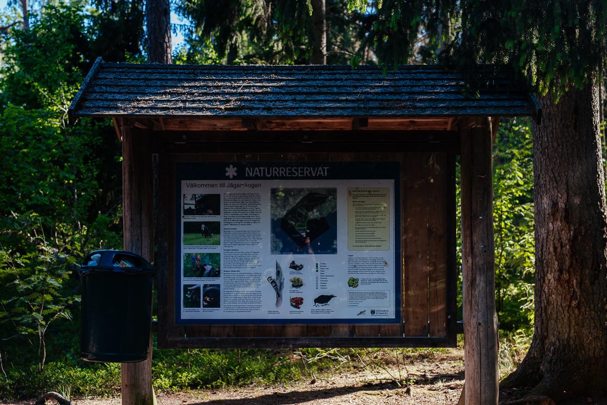 Jägarskogens naturreservat