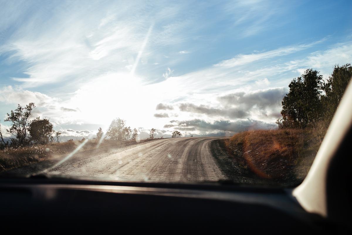 roadtrip sverige flatruet