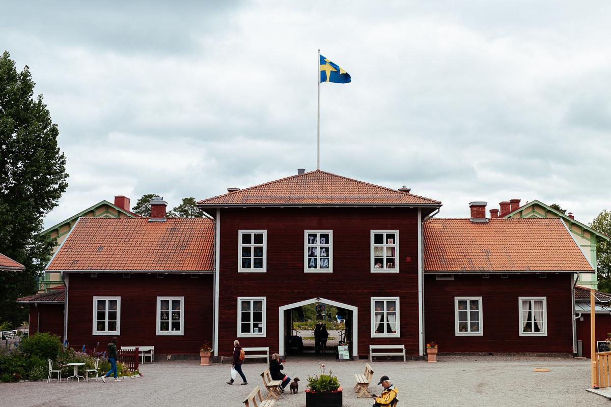 stenegården