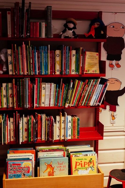 biblioteket i gäddede vildmarksväge