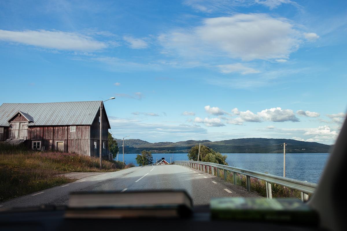 sotra blåsjön vildmarksvägen