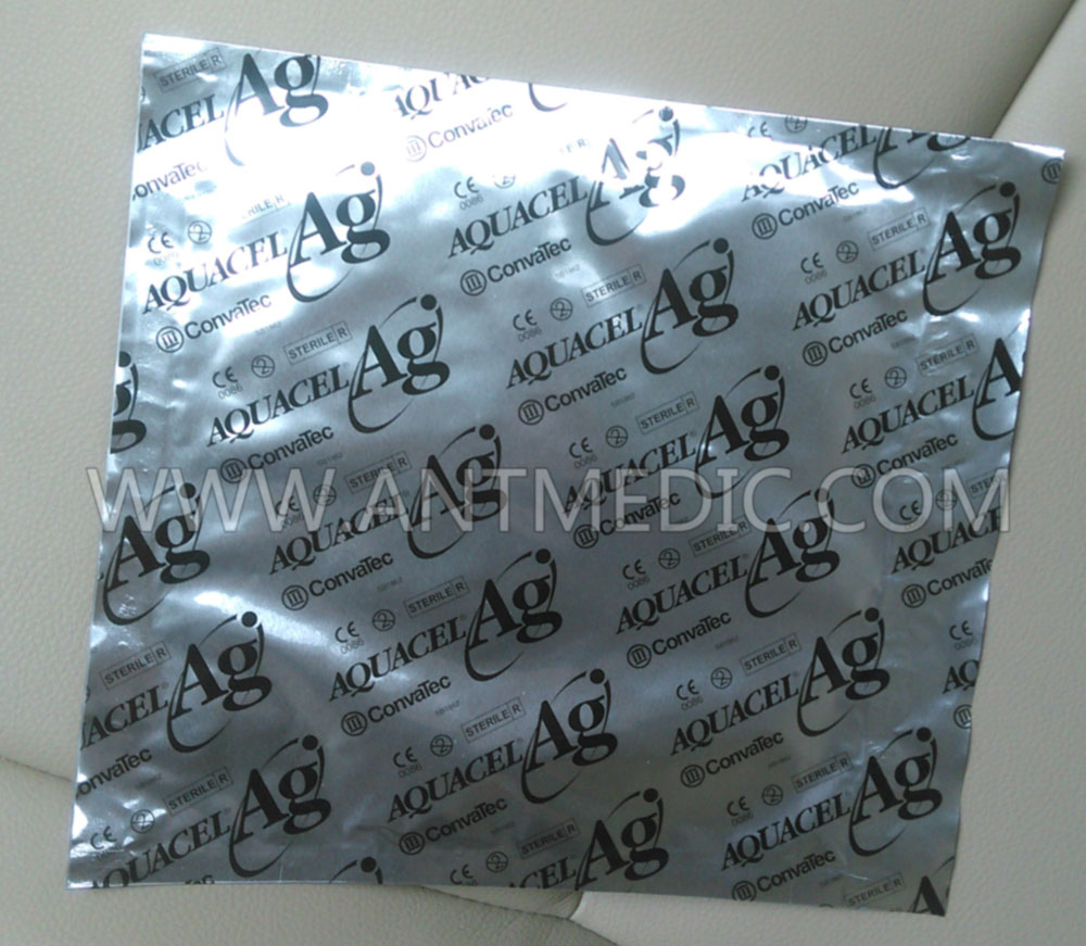 ConvaTec Aquacel Ag Hydrofiber Dressing with Silver 403708