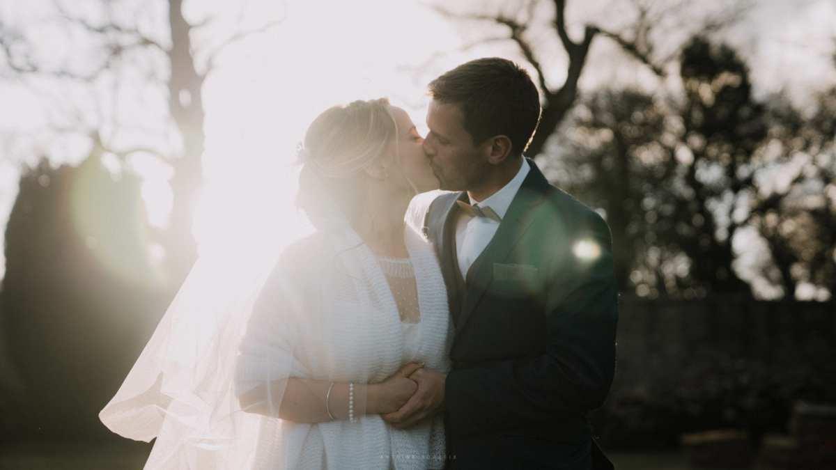 Photos de mariage au domaine de l'orangerie de Lanniron Quimper le meilleur photographe professionnel à brest morlaix finistere france bretagne