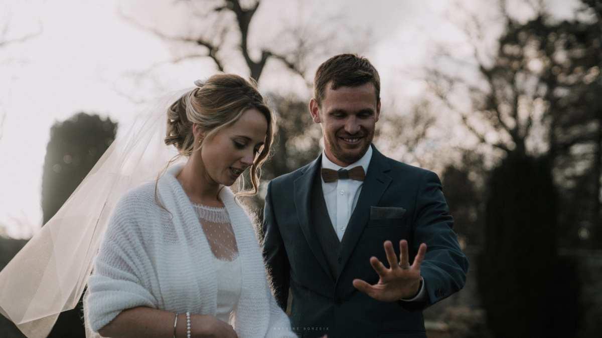 photo de mariage quimper Photographe mariage domaine orangerie de lanniron quimper