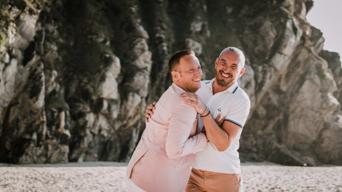 photographe mariage gay quimper