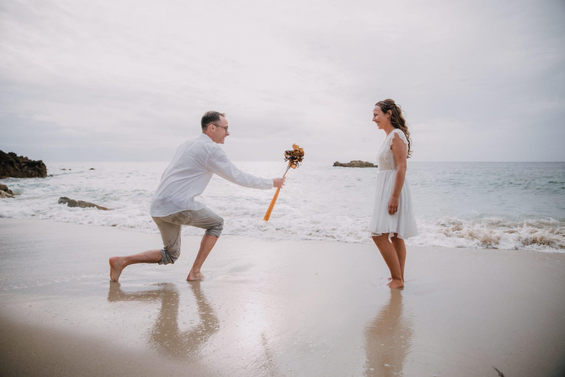 photo de mariage brest