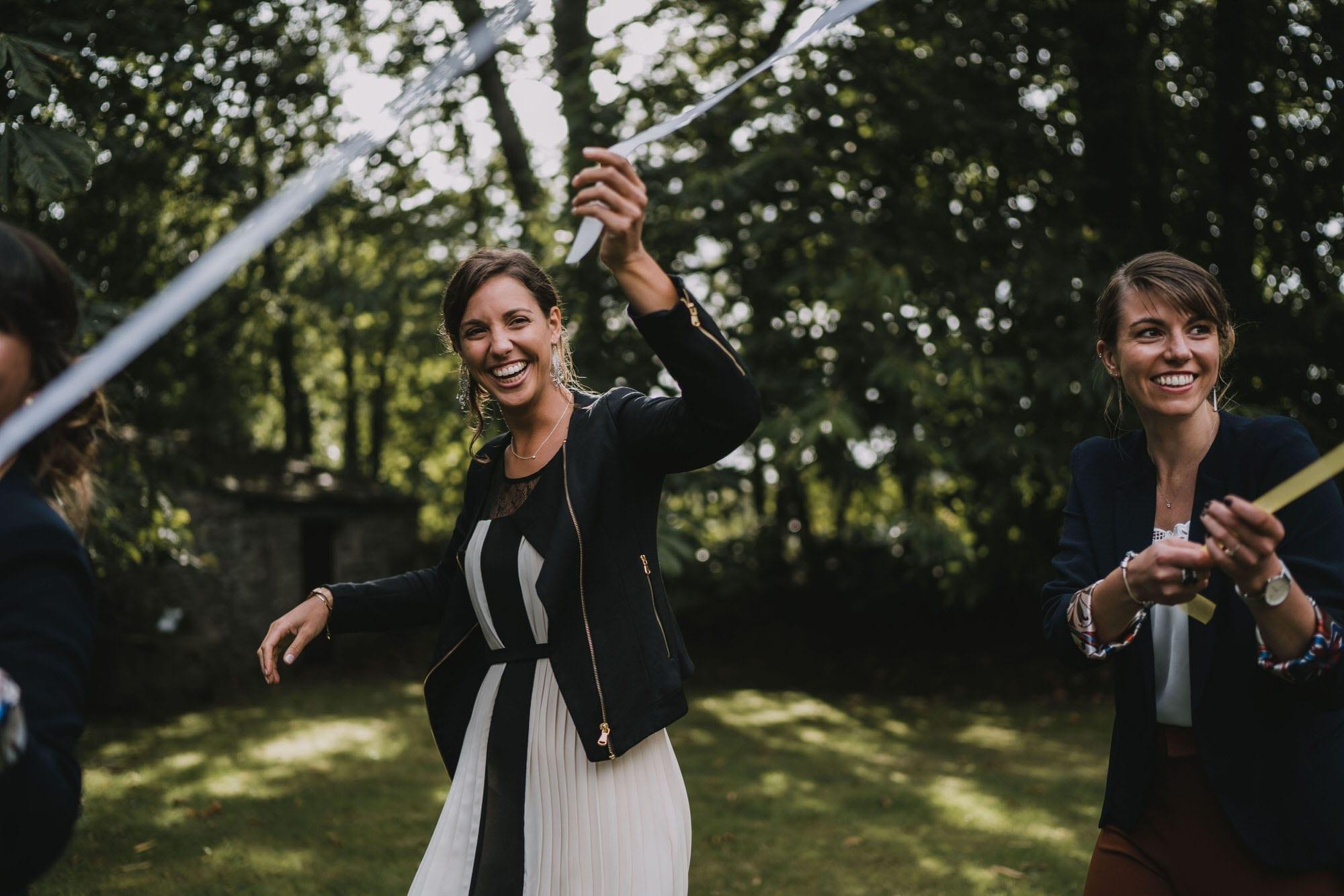 photographe mariage domaine de Penfao
