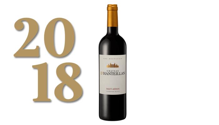 cuvée d'Hanteillan 2018