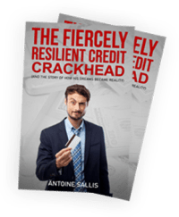 the fiercely resilient credit crackhead