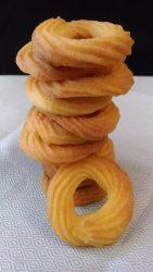 Biscotti di meliga piemontesi